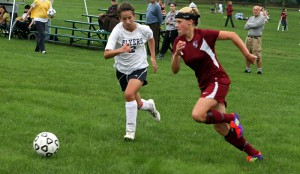 CCHS player nominated for top girls EMass soccer spot