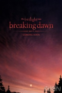 Twilight: Breaking Dawn Part 1