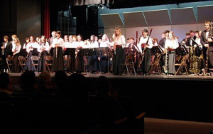 Success at MICCA for CCHS Concert and Repertory Band