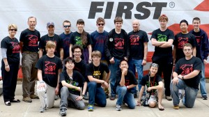 CCHS Robotics at Nationals
