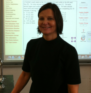 New Teacher: Elaine Picard