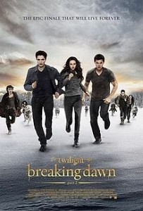 Movie review: Breaking Dawn Part 2