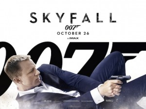 Skyfall: brutal sophistication