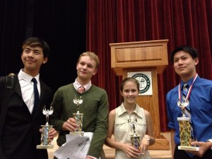 CC debate team has success