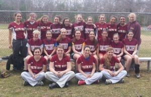 CC's Softball Team Dominates