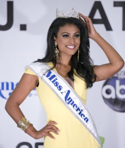 First Indian-American crowned as Miss America