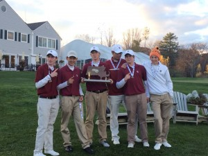 Golf Team Wins Big at States