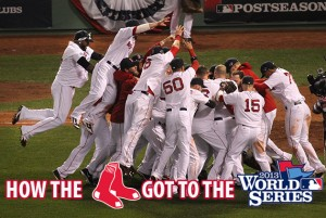 Red Sox Win the World Series