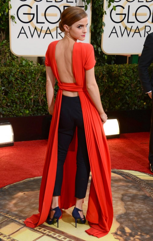 The Golden Globes: The Best and Worst Outfits of the Night