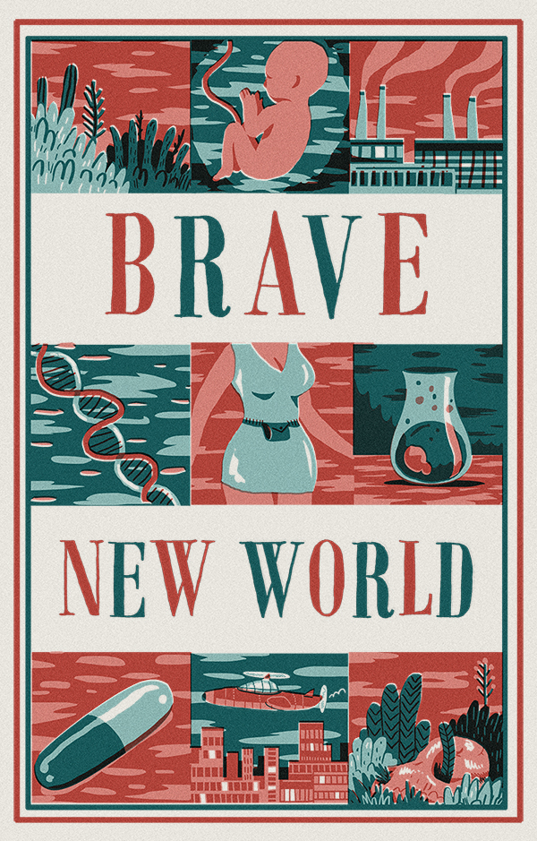 brave essay new world