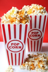 The Health Nut: Healthy Movie Snacks
