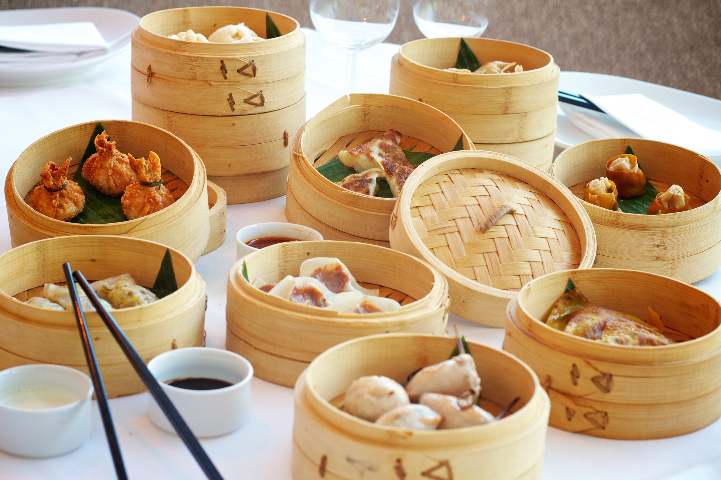 Dim Sum is Fun!