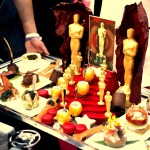 Food prepared by Wolfgang Puck arrives at the 84th Annual Academy Awards® from Hollywood, CA February 26, 2012.