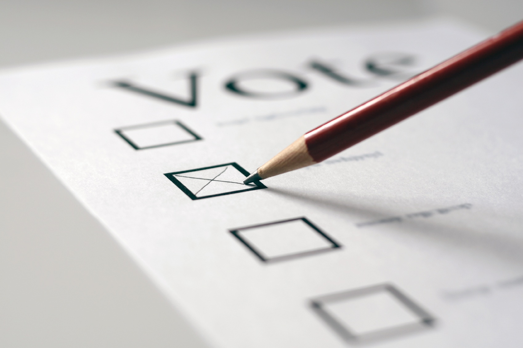 17 years old? - You might be able to Vote!