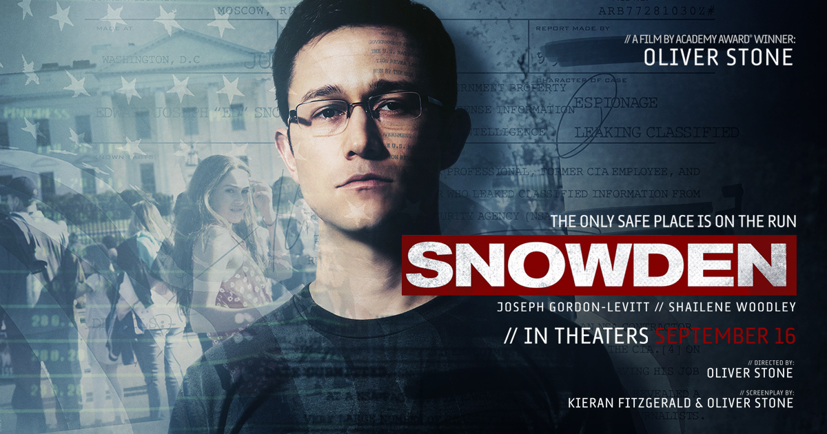 Movie Review: Snowden