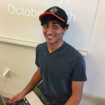"""Manan Arora '17: """"Game of Thrones because it's an interesting show and it's really cool to see the things that unfold."""""""
