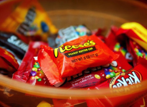 Voices in the Atrium: Halloween Candy