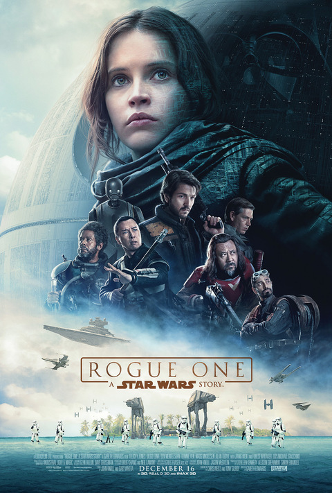 One Movie, Two Opinions: Rogue One, a Star Wars Movie