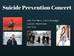 Suicide Prevention Concertand CCHS (4)