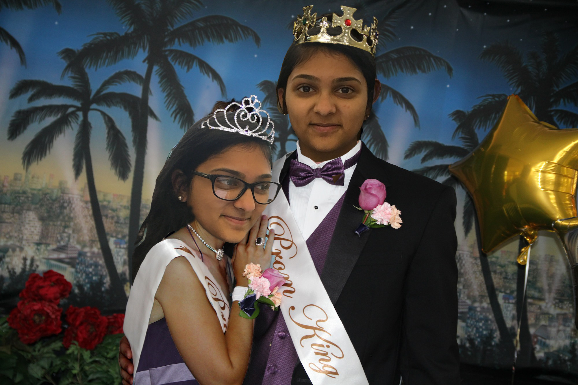 Namita Chandra, Prom Queen, Prom King